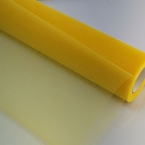 "Tulle Roll | Yellow 12 "" Tulle"